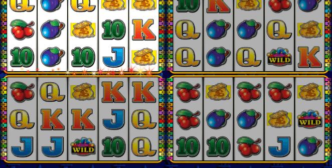 Spielautomat 4 Reel Kings Kostenlos Online