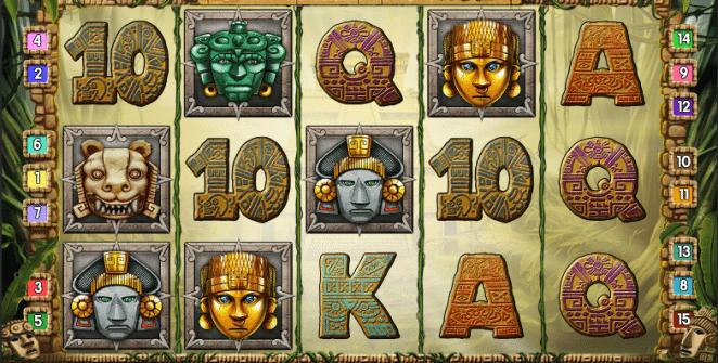 Casino Spielautomat Aztec Idols Kostenlos Online Sielen