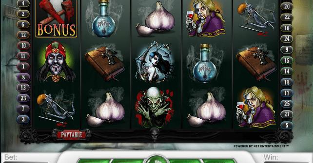 Spielautomat Blood Suckers Online Kostenlos