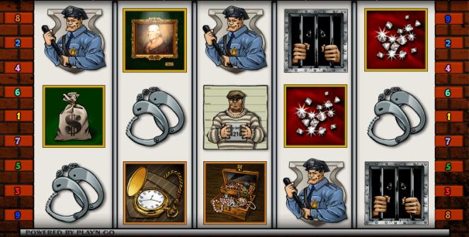 Cops and Robbers Kostenlos Casino Spiele Online