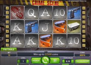 Spielautomat Crime Scene Kostenlos Online Spielen