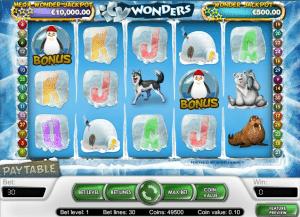 Spielautomat Kostenlos Icy Wonders Online