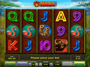 African Simba Novoline Spielautomat Kostenlos Online