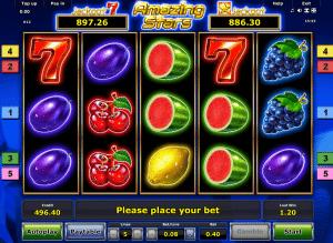 Kostenlos Spielautomat Amazing Stars Online Spielen
