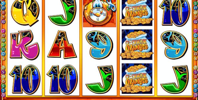 Spielautomat Clockwork Oranges Online Kostenlos
