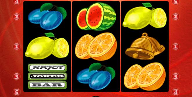 spielautomaten kostenlos spielen fruits