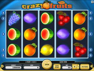 Crazy Fruits Online Kajot Spielautomat Kostenlos