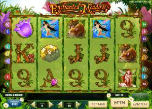 Kostenlos Spielautomat Enchanted Meadow Online Spielen