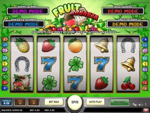 Spielautomat Fruit Bonanza Online Kostenlos
