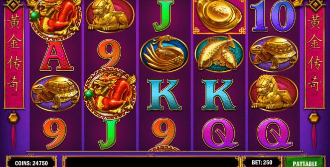 Kostenlos Casino Spiele Golden Legend Online