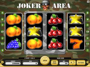 Joker Area Online Kostenlos Automaten Spielen