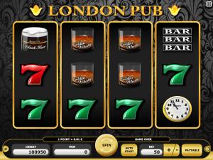 London Pub Kajot Spielautomat Online Kostenlos