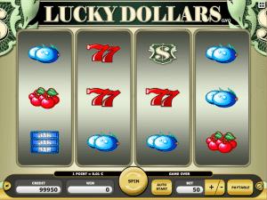 Spielautomat Lucky Dollars Online Kostenlos