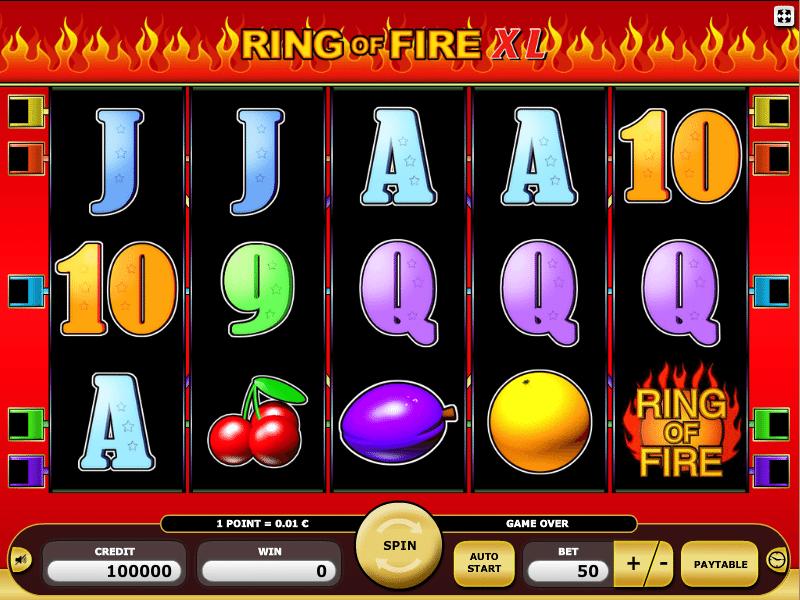 Casino Spiele Ring of Fire XL Kostenlos Spielen