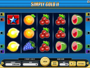 Simply Gold 2 Spielautomat Online Kostenlos
