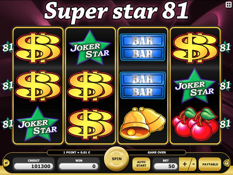 Superstar 81 Casino Spiele Online Kostenlos