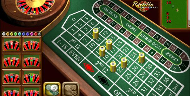 Kostenlose Multiball Roulette Online Spielen