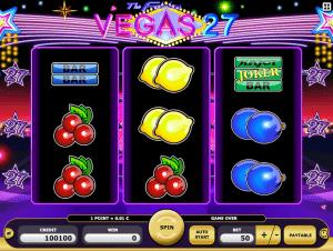 Spielautomat Vegas 27 Kostenlos Online Spielen