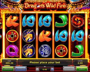 Casino Spiele Dragons Wild Fire Online Kostenlos Spielen
