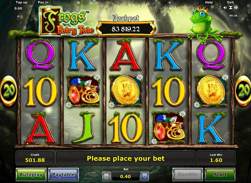casino online ohne anmeldung fairy tale online