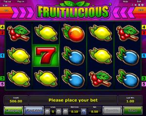 ruitilicious Spielautomat Online Kostenlos Spielen