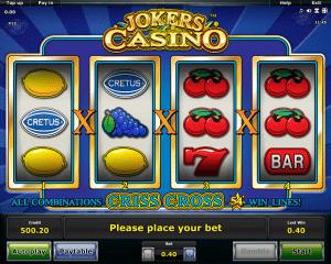 Novomatic Jokers Casino Kostenlose Online Spielen
