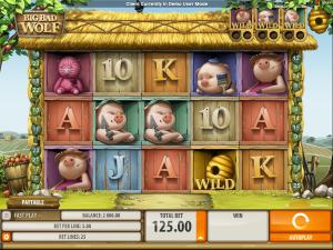 Big Bad Wolf Spielautomat Kostenlos Spielen