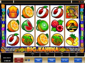 Spielautomat Big Kahuna Snakes And Ladders Online Kostenlos Spielen