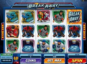Kostenlose Spielautomat Break Away Online