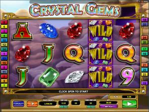 Crystal Gems Spielautomat Kostenlos Spielen