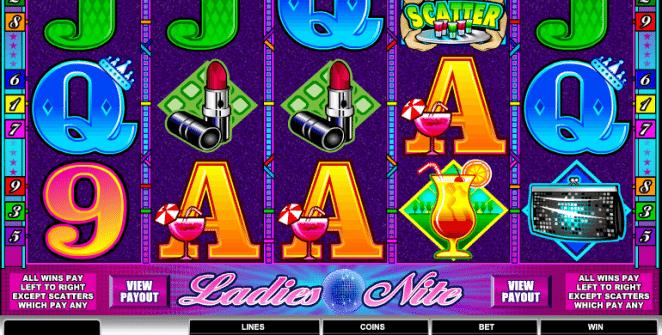 Ladies Nite Spielautomat Kostenlos Spielen