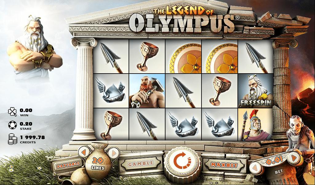 Olympus Glory Slots - Spielen Sie EGT Spielautomaten-Spiele online gratis