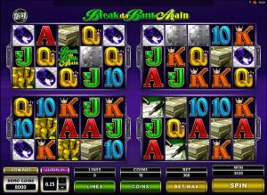 Jetzt Break da Bank Again im Casino von Casumo spielen
