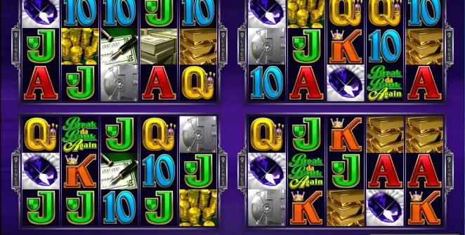 Spielautomat Mega Spin - Break De Bank Again Online Kostenlos Spielen