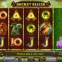 Kostenlose Spielautomat Secret Elixir Online