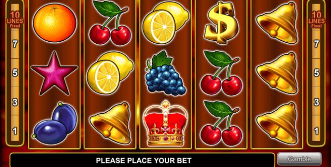 Shining Crown Spielautomat Kostenlos Spielen
