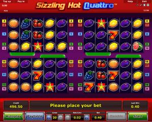 Casino Spiele Sizzling Hot Quattro Online Kostenlos Spielen