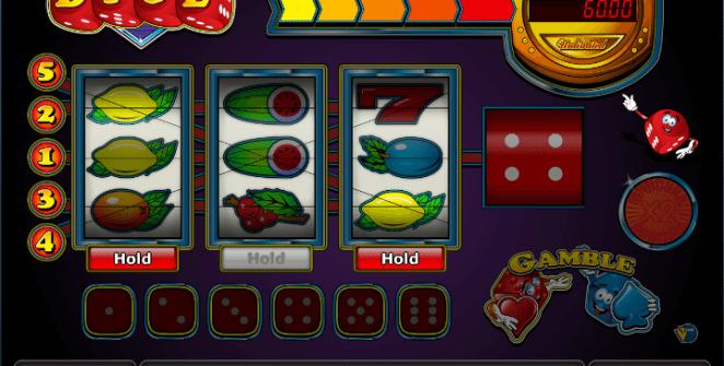 Kostenlose Spielautomat Super Dice Online
