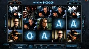 Kostenlose Spielautomat The Knight Rises Online