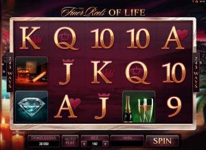 Casino Spiele The Finer Reels Of Life Online Kostenlos Spielen