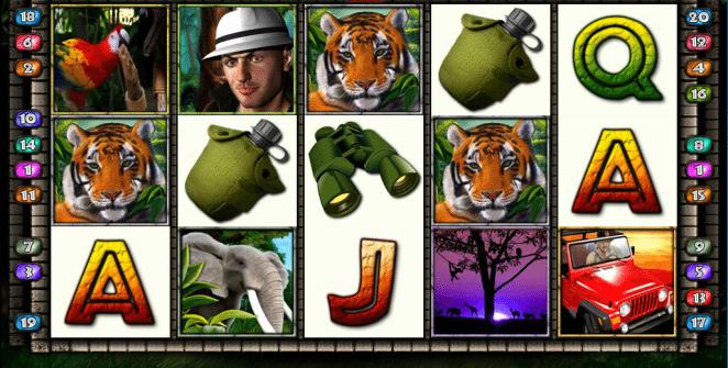 The Jungle 2 Spielautomat Kostenlos Spielen