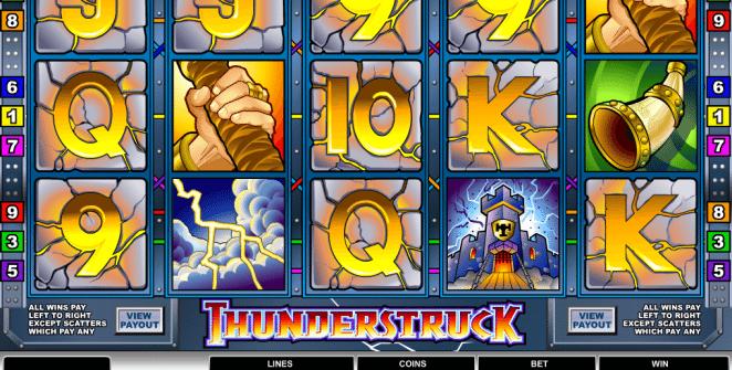 Spielautomat Thunderstruck Online Kostenlos Spielen