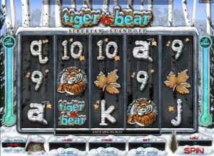Kostenlose Spielautomat Tiger Vs Bear Online