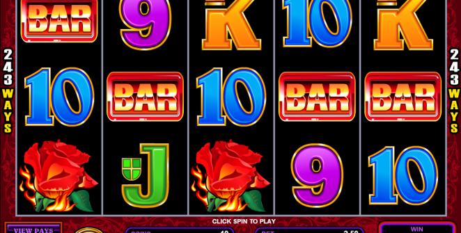 Burning Desire Spielautomat Kostenlos Spielen