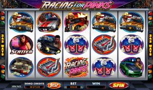 Racing For Pinks Spielautomat Kostenlos Spielen