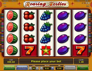 Roaring Forties Spielautomat Kostenlos Spielen