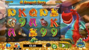 Kostenlose Spielautomat A Dragons Story Online