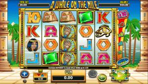 Casino Spiele A While On The Nile Online Kostenlos Spielen