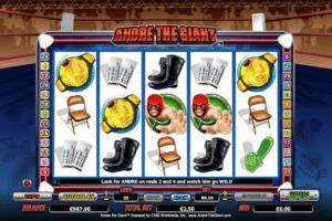 Spielautomat Andre The Giant Online Kostenlos Spielen
