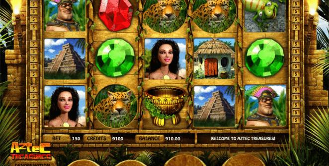 Casino Spiele Atec Treasures Online Kostenlos Spielen
